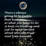 Keep on trusting