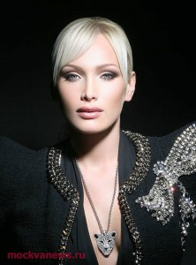 Mrs. Globe 2011, Mrs. Russia 2010 Alisa Krylova