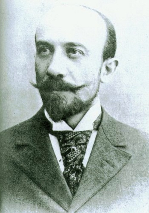 Marie-Georges-Jean Melies, French illusionist and filmmaker (8 December 1861 – 21 January 1938)