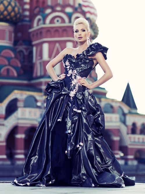 Beautiful Mrs Globe 2011 Alisa Krylova
