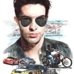 king of cool, artist Berto Martinez