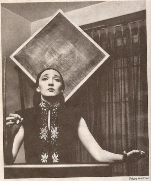 Clara Rockmore (March 9, 1911 – May 10, 1998) was a virtuoso performer of the theremin
