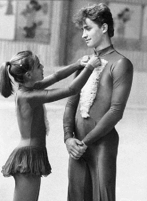 Love on ice - Ekaterina Gordeeva and Sergei Grinkov ...