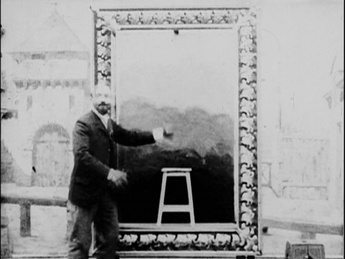 Georges Melies the First Cinemagician