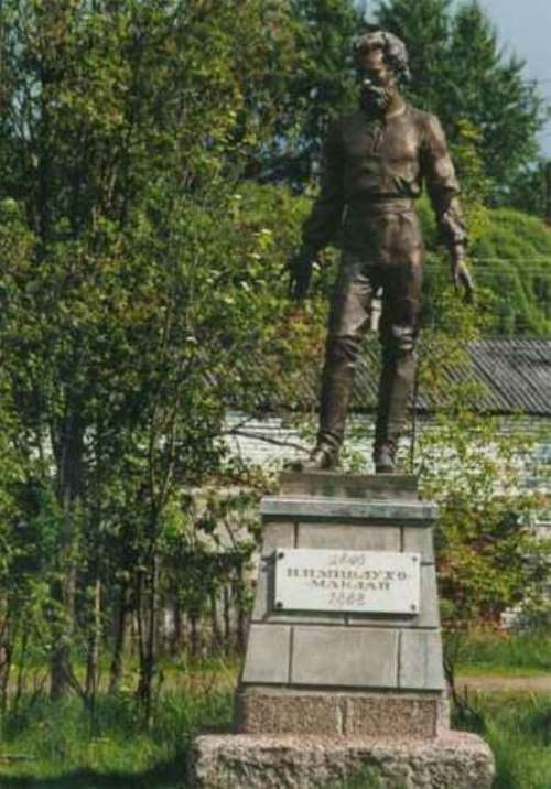 Monument in Okoulovka