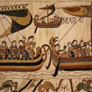 National treasure of France, Bayeux Tapestry