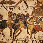 Unique Bayeux Tapestry