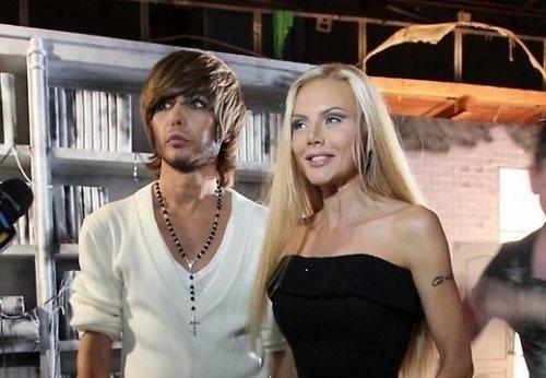 Zverev and Elena Golitsina