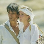 French singer and actress Patricia Kaas