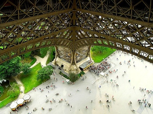 La Tour Eiffel, the most iconic image in the world