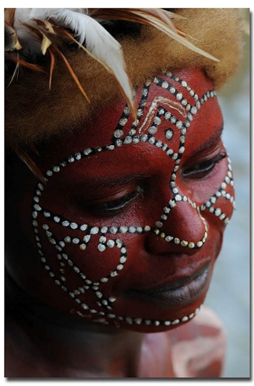 Aborigines of Papua New Guinea, XXI century