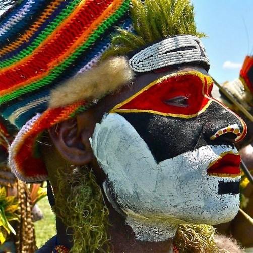 Aborigines of Papua New Guinea