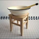 Miniature created by Russian craftsman Dmitry Okhotsky