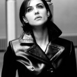 Italian actress and one of the most beautiful women in the world Monica Bellucci