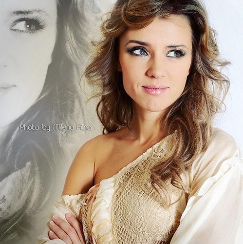 Russian actress Irina Alferova