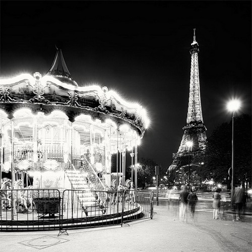 Eiffel Tower-Paris, La Tour Eiffel, the most iconic image in the world