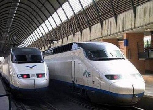 AVE, Train Systems of the World