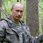 Protector of wildlife Vladimir Putin