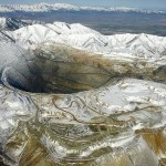 Bingham, Canyon Mine, Utah. This is supposedly the largest