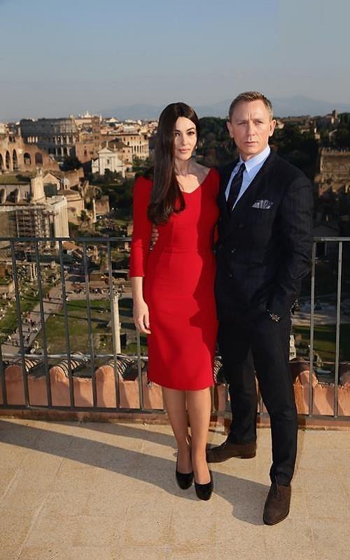 Bond woman Monica Bellucci
