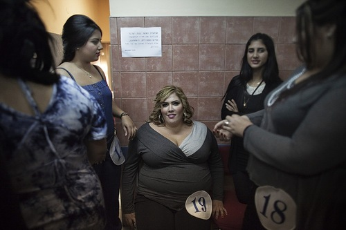 Miss Fat and Beauty Israel