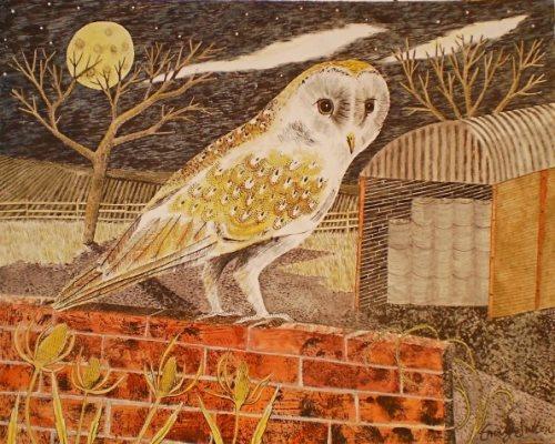 Emily Sutton, Barn Owl