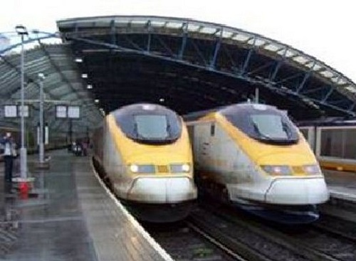 Eurostar Train Systems of the World