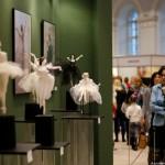 Exhibition of Art installations by Alik Dovbysh