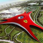 The fastest roller coaster in the world – Formula Rossa