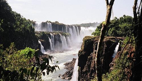 New 7 Wonders of Nature. Iguazu Falls, Argentina