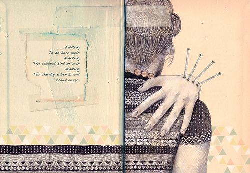 illustrations by Gabriella Barouch