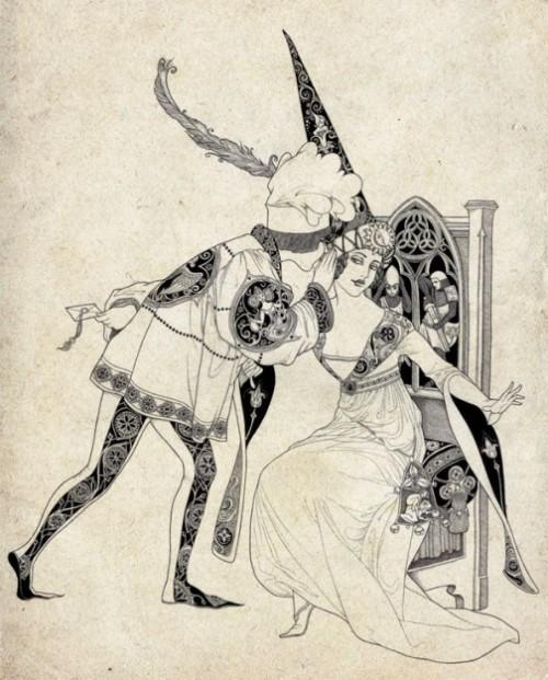 Illustrations by Ukrainian artist Sveta Dorosheva