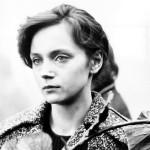 Film actress Irina Kupchenko