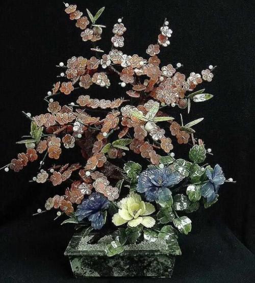 Jade flowers, Den lille Idas Blomster