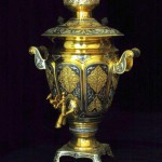 Samovar, Kubachi jewelry art