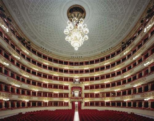 La Scala, Milan, Italy. Photo by David Leventi