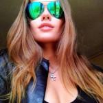 Gorgeous Moscow born model Lada Kravchenko