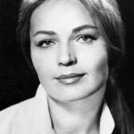 Divinely beautiful Lyudmila Chursina