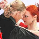 Gwendal Peizerat and Marina Anissina