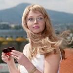 Blonde beauty Natalya Kustinskaya
