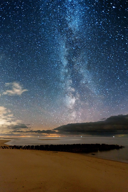 Nature and space by German photographer Thomas Zimmer