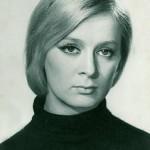 Stylish Soviet actress Nelli Pshennaya