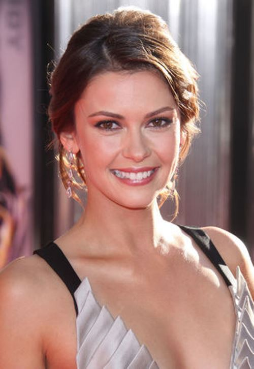 Hollywood actress Olga Fonda