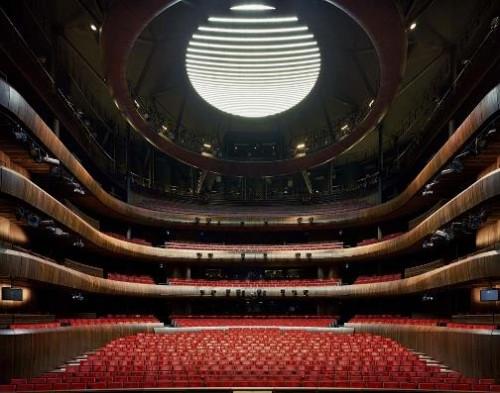 Oslo Opera House, Oslo, Norway. Stunning Opera Houses