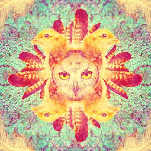 Owl by Arizona digital artist and designer Brock