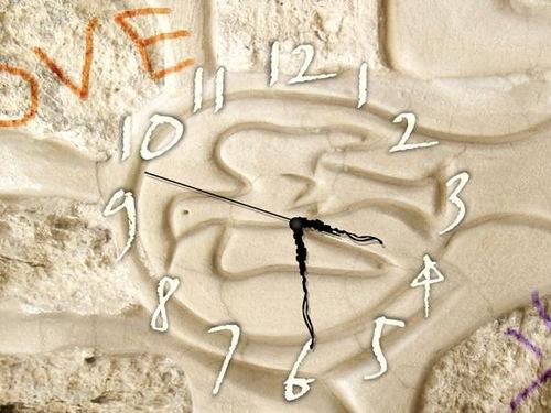 Piece clock