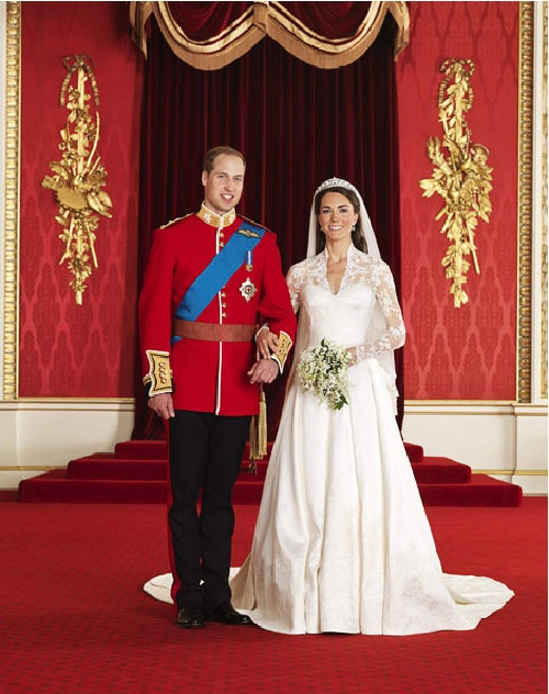 Prince William and Kate Middleton Wedding