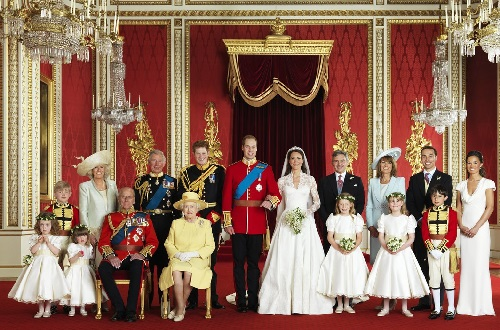 Wedding of Prince William and Catherine Middleton