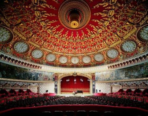 Romanian Antheneum, Bucharest, Romania. Stunning Opera Houses
