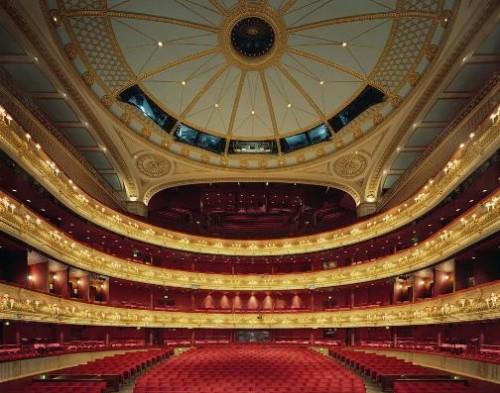 Royal Opera House, Covent Garden, Stunning Opera Houses